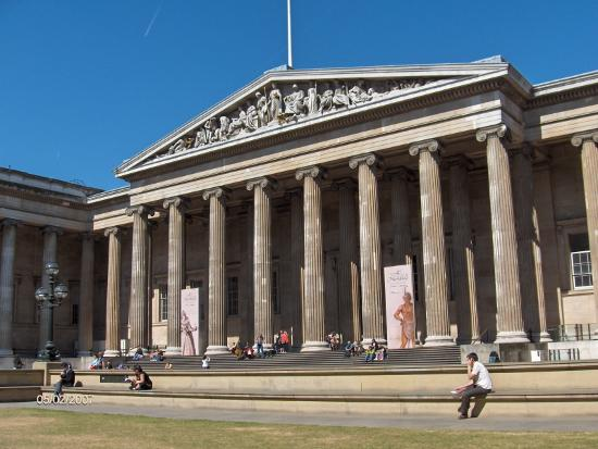 BRITISH MUSEUM JUST FABULOUS