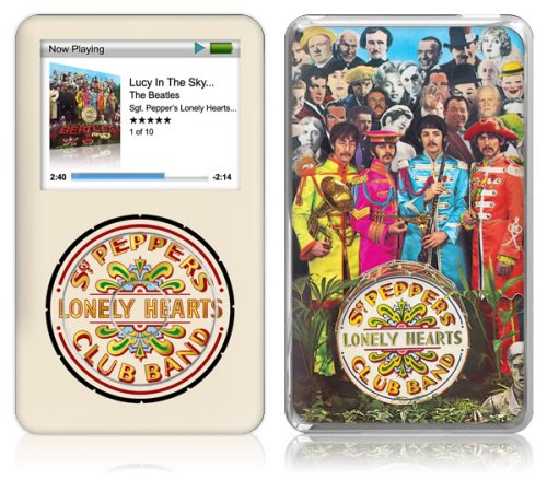 Permak bodi ponsel Anda bergaya Beatles.