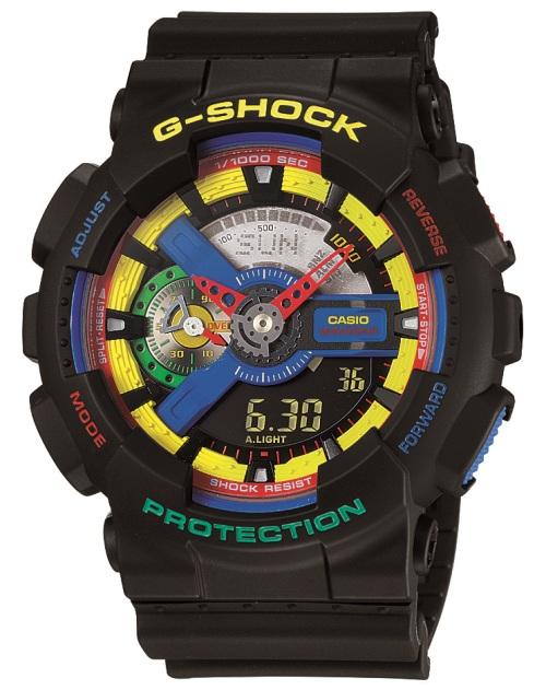 Jam tangan terbaru G-Shock yang mirip mainan anak