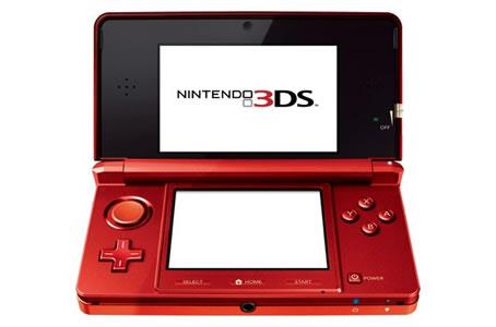 Nintendo 3DS yang akan muncul tahun depan