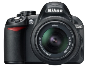 Nikon DSLR D3100