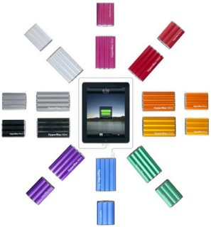 Baterai eksternal buatan Sanho untuk peranti Apple