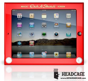 Etch A Sketch, sasis untuk iPad
