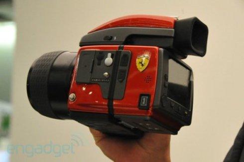 Hasselblad H4D-31 Edisi Ferrari