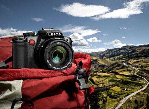 Leica V-Lux 2, kamera kelas prosumer