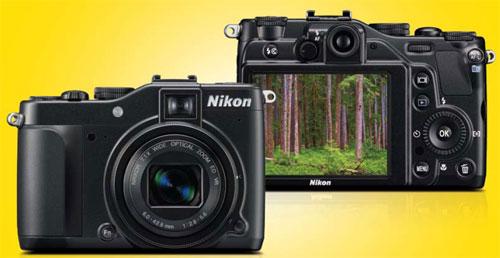 Nikon P7000 dengan fitur menyerupai DSLR