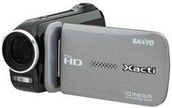 Sanyo Xacti VPC-GH4 dengan fitur HD