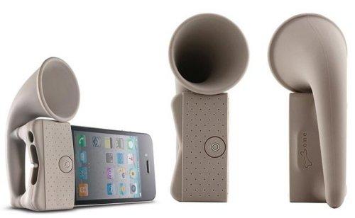 Bone Horn Stand untuk iPhone
