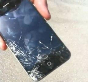 Kaca Belakang Sasis iPhone 4 Rentan Pecah | Inside IT: