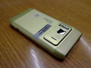 Kamera Nokia N8