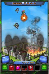 Zombie VS Missile