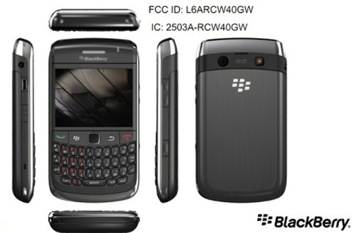 BlackBerry 8980