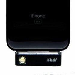 iFlash untuk Kamera iPhone