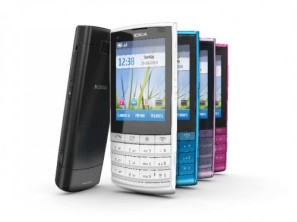 Nokia X3 Touch and Type (X3-02)