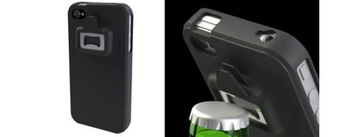 Be A Head Case iPhone 4 Bottle and Can Opener