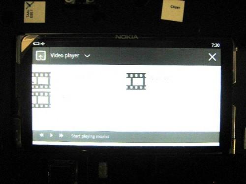 Tablet Nokia Meego