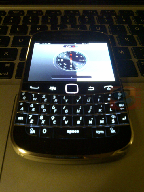 BlackBerry-Montana-Compass