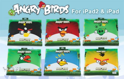 Angry Birds cases