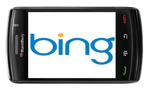 Storm plus Bing