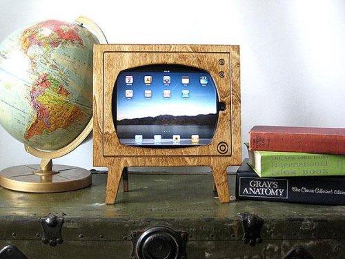 Docking iPad